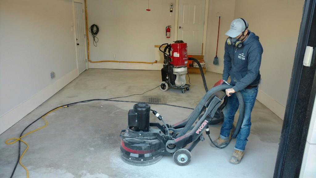 Préparation du plancher