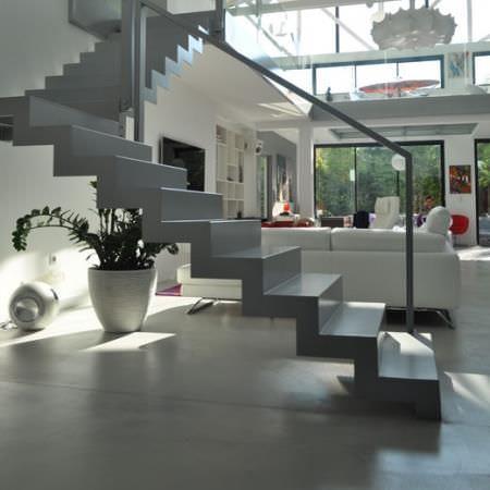 mettre en valeur votre plancher de b ton surfacex. Black Bedroom Furniture Sets. Home Design Ideas