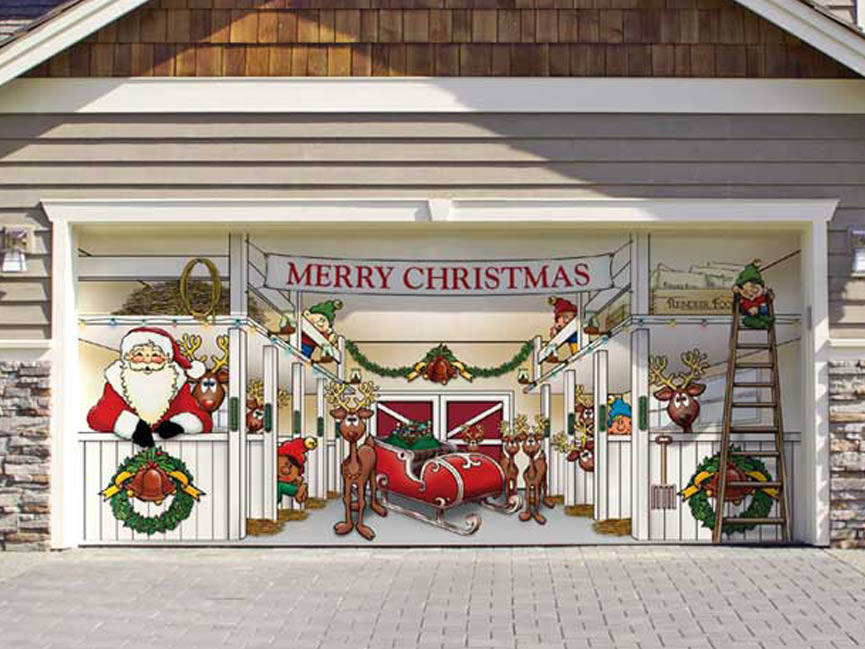Prime Faire Votre Party De Noel Dans Votre Garage Download Free Architecture Designs Boapuretrmadebymaigaardcom